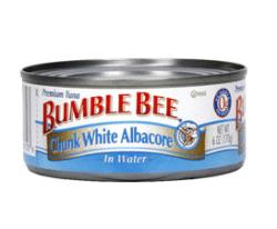 Bumble Bee 5-Oz. Chunk White Tuna or Chicken