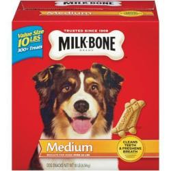 Milk-Bone 10-Lb. Dog Biscuits