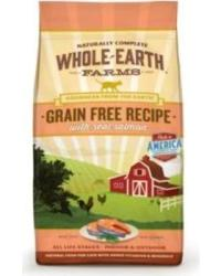 Whole Earth Farms Cat Food 5-Lb. Bags