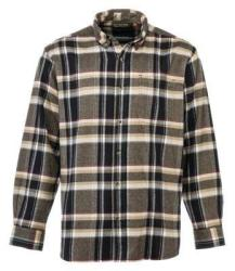 Hobbs Creek Men's Flannel Shirt, Select Colors