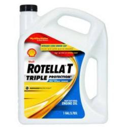 Rotella 15W40 1-Gal. Semi-Synthetic Diesel Oil