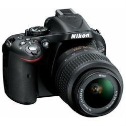 Nikon D5200 24.1MP DSLR Camera w/ Lens