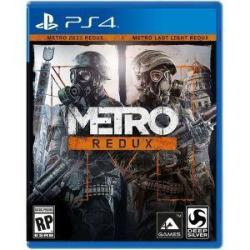 Metro Redux for PS4 or Xbox One