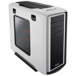 Corsair 600T PC Computer Case in White