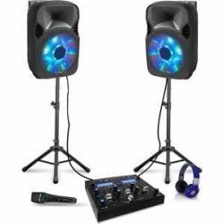 Technical Pro 2700W Power DJ Pack