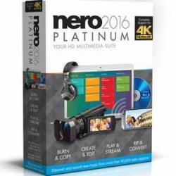 Nero 2016 Platinum Software