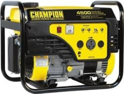 Champion 3650W/4500W Generator