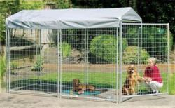5x10x6-Ft. Professional Kennel