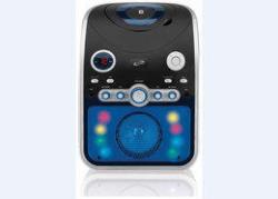iLive IJB383B Karaoke Machine w/ Bluetooth