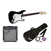 Squier Affinity Stratocaster Pack