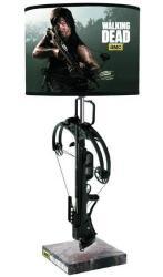 Walking Dead Crossbow Lamp