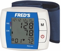 Fred's Digital Arm Blood Pressure Monitor