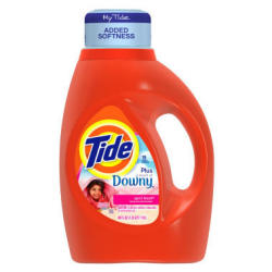 Tide Liquid Laundry Detergent 40-Oz.