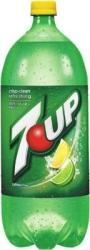 Canada Dry or 7UP 2-Liter Bottles
