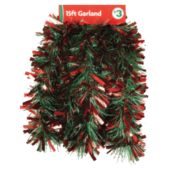 Buy 1, Get 50% off 2nd Christmas Trees, Lights, Ornaments or Garland