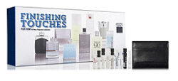 Finishing Touches Men's Fragrance Sampler