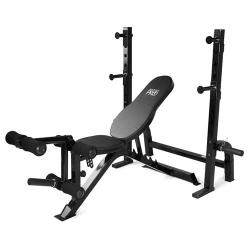 Marcy 2-Pc. Olympic Bench w/ Squat Rack