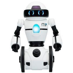 WOW WEE TO MIP BALANCING ROBOT BLACK/WHITE