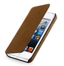 Genuine Leather Case for iPhone 6s, 6s Plus, 6, 6 Plus, 5, 5s, or Galaxy S6