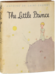 The Little Prince: 1944 UK First Edition, Select Stores