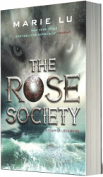 The Rose Society by Marie Lu, Signed
