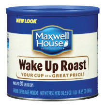 Maxwell House 30.65-Oz. Wake Up Roast Coffee