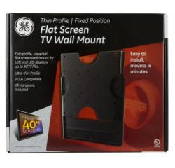 GE Flat Screen TV Wall Mount