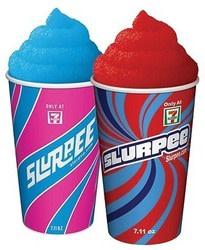 7-Eleven Medium Slurpee for free