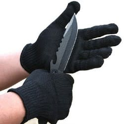 Cut Resistant Tactical Gloves 2-Pack for $10