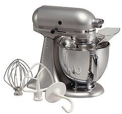 KitchenAid Artisan 5-Quart Stand Mixer for $180