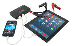 ChargeIt Portable Power Pack & Jump Starter $37