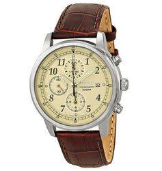 Seiko Men's Chronograph Watch for $90