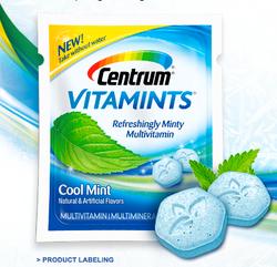 Centrum VitaMints Multivitamins sample free