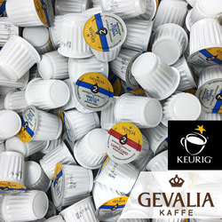 100 Gevalia Espresso K-Cup Pods for Keurig