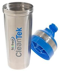 2 Fit & Fresh CleanTek Stainless Shaker Cups $13