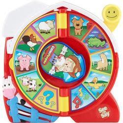 Fisher-Price See 'n Say Farmer Eddie Says Toy