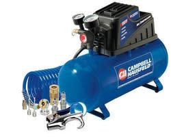 Campbell Hausfeld 3-Gallon Air Compressor for $50