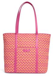 Vera Bradley Women's Trimmed Vera Tote Bag for $19 + free shipping