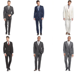 Men's Suiting at Amazon