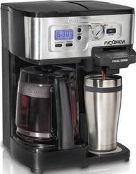 Refurb Hamilton Beach FlexBrew Coffee Maker $35