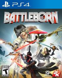 Battleborn for PS4 or Xbox One w/ Figure for $10