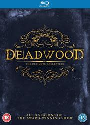 Deadwood: The Complete Collection on Blu-ray $11