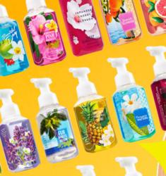 10 Bath & Body Works Hand Soap Bottles