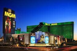 MGM Grand Las Vegas in December from $41 per night