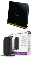 Netgear 802.11ac WiFi Gigabit Router w/ Modem $70