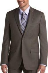 Wilke Rodriguez Men's Modern-Fit Suit