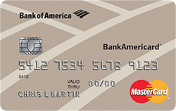 BankAmericard(R) Credit Card