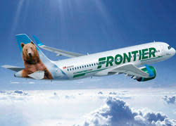 Frontier Airlines Nationwide Fares from $28 1-way