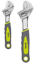 Craftsman Evolv 2-Piece Adjustable Wrench Set $8