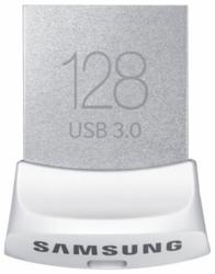 Samsung 128GB Fit Series USB 3.0 Flash Drive $28